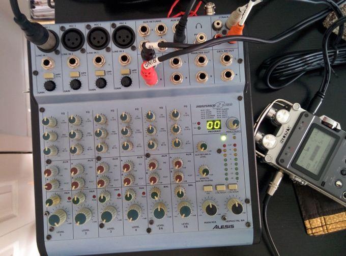 mix record