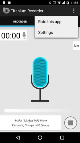 How to make high quality voice recordings using your smartphone